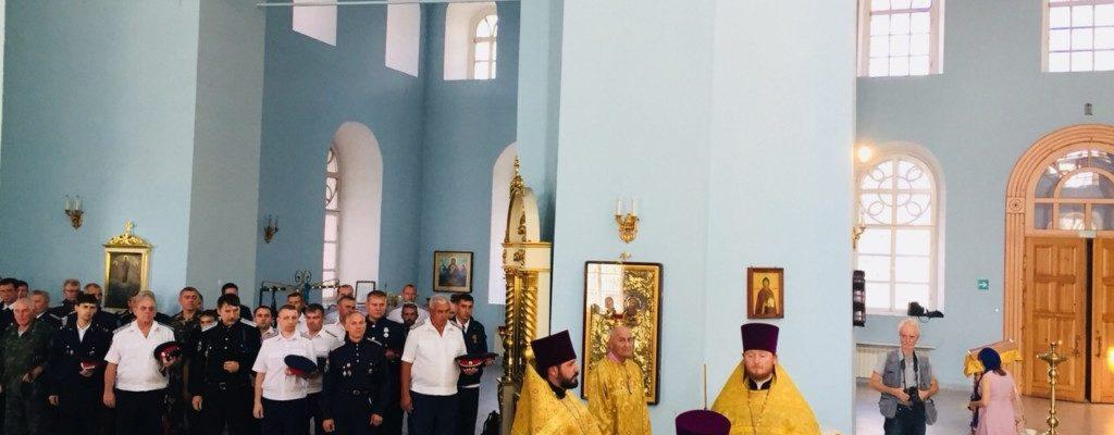 В Петровске состоялся Большой Круг Саратовского отдела Волжского Казачьего Войска