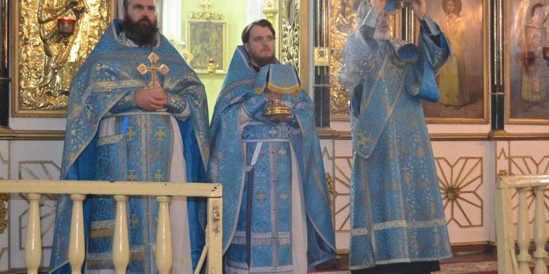 Престольный праздник Казанского храма